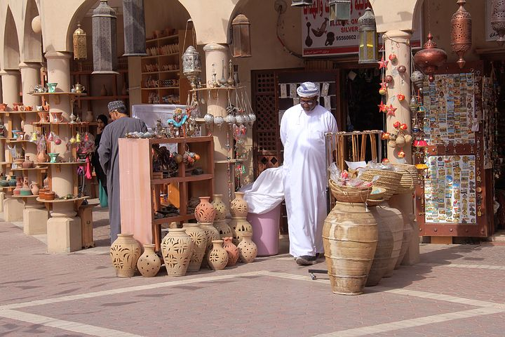 Appealing Places in Oman